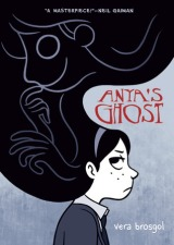 Graphic Novel Review: Anya's Ghost