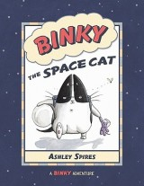 Graphic Novel Review: Binky the Space Cat