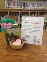 In the Library: Bookish Valentines