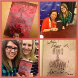 Author Event: Melissa de la Cruz Recap
