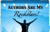 Authors Are My Rockstars