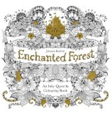 Pass The Crayons: A Somewhat Review of The Enchanted Forest