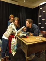Event Recap: Pierce Brown Signing